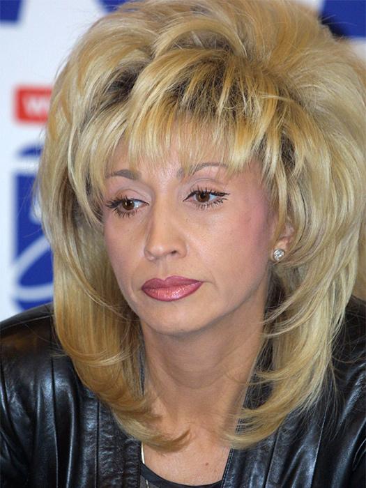 Ирина Аллегрова без парика и макияжа   фото