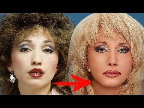 что, ирина аллегрова без макияжа фото долгое время