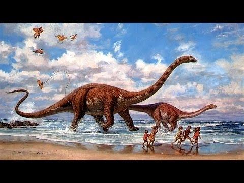 Какие были раньше динозавры   картинки 008