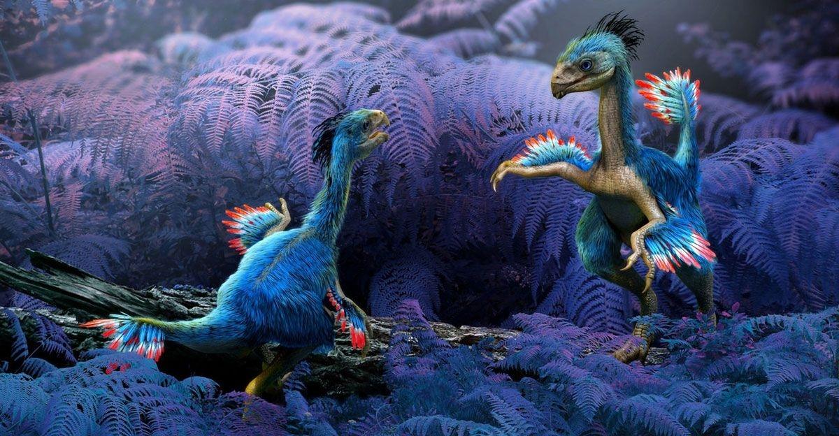 Какие были раньше динозавры   картинки 019
