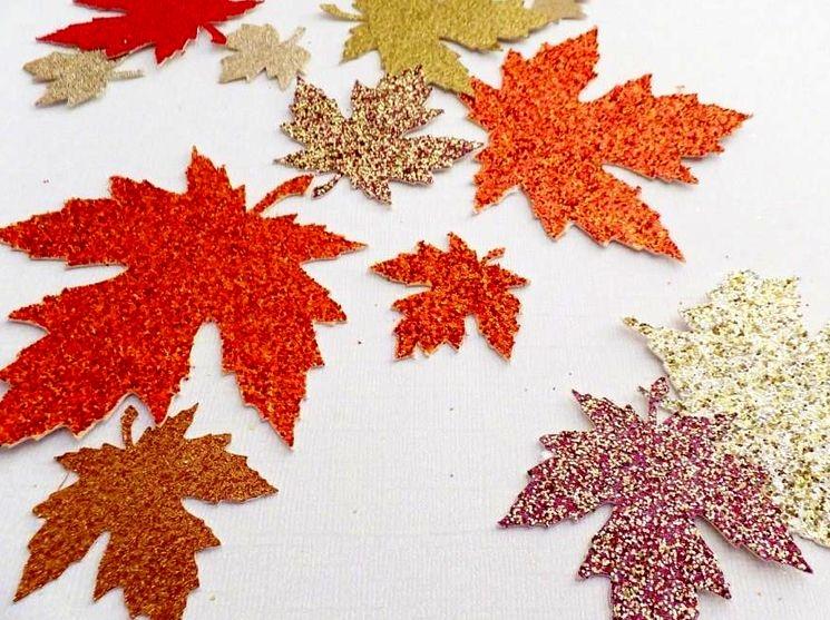 Как нарисовать букет осенних листьев   своими руками 029