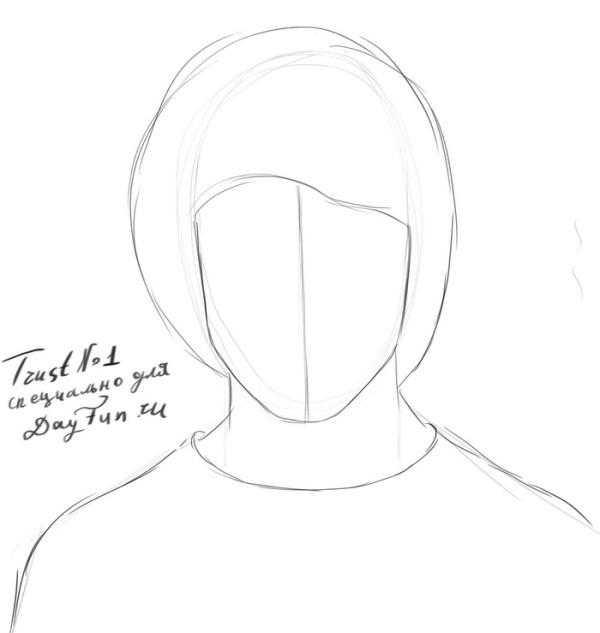 Как нарисовать рисунок Гарри Поттер   подборка 026