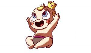 Как рисовать звездную принцессу и силы зла.   подборка 025