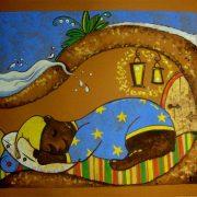 Картинка Медведь спит в берлоге для детей   лучшие фото (13)
