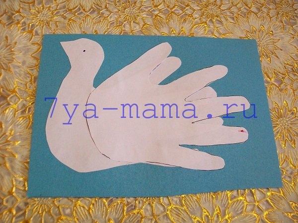 Картинка голубя для детей   подборка 021