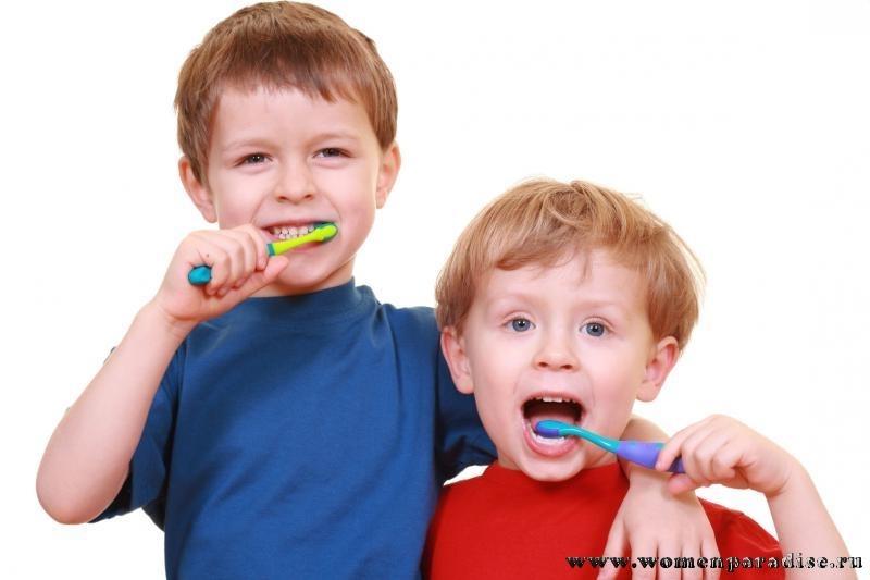Картинка для детей чистить зубы   фото 008
