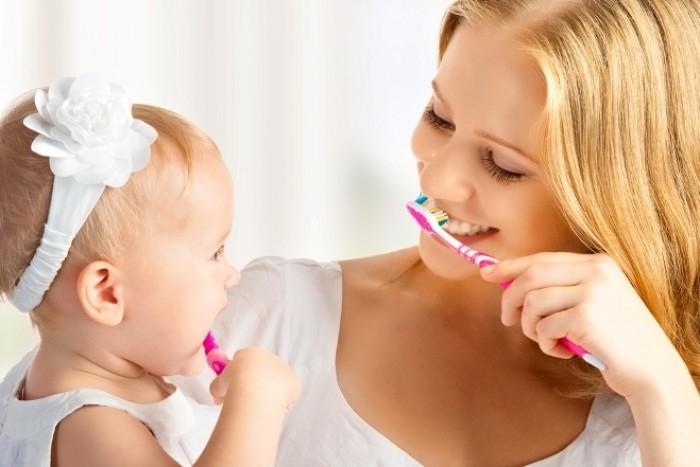 Картинка для детей чистить зубы   фото 011