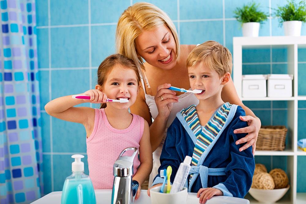 Картинка для детей чистить зубы   фото 022