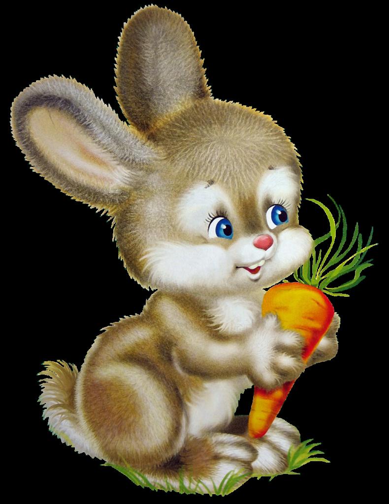 Картинка зайцев для детей