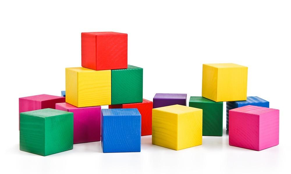 Картинка кубики для детей на прозрачном фоне (10)