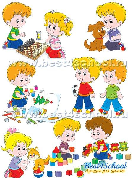Картинка кубики для детей на прозрачном фоне (18)