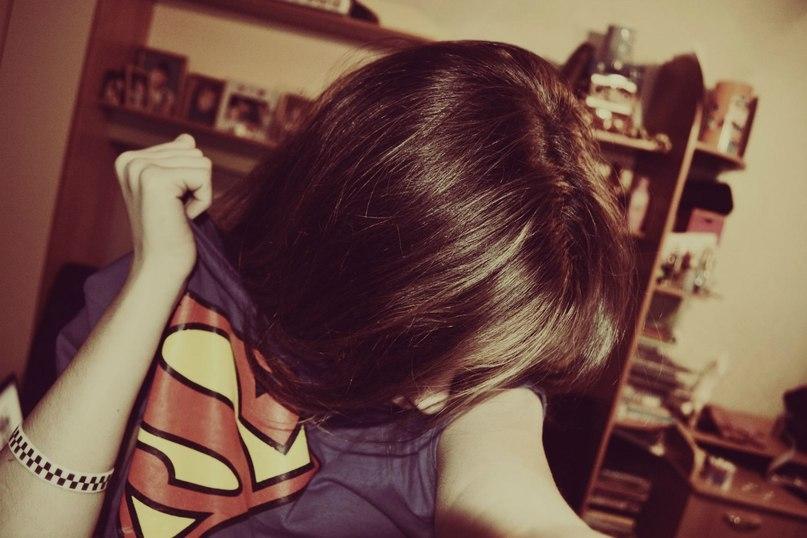 Картинка лицо девушки с волосами на аву 014