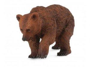 Картинка нарисованная медведь для детей 024