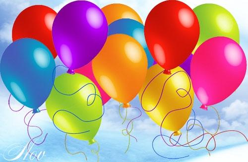 Для лены, воздушные шары картинки анимация