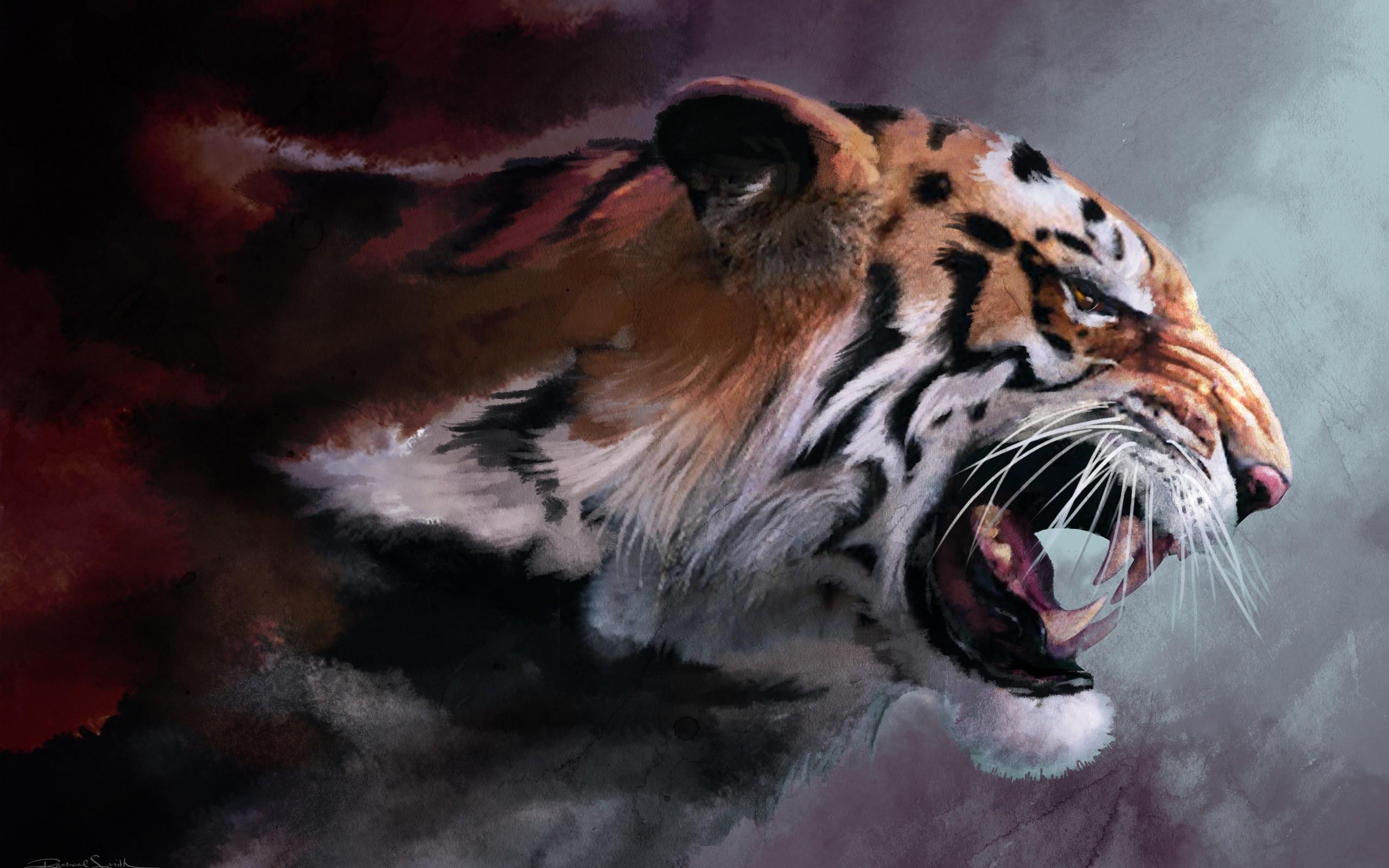 Картинка на рабочий стол тигр (6)