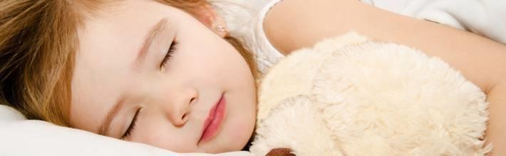 Картинка ребенок спит для детей 004