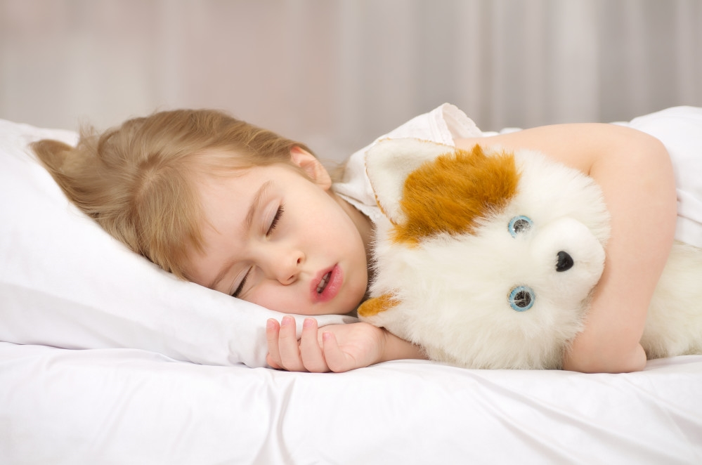 Картинка ребенок спит для детей 007