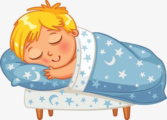 Картинка ребенок спит для детей 013