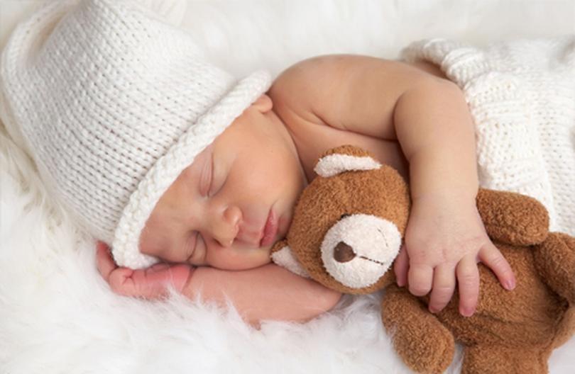 Картинка ребенок спит для детей 014