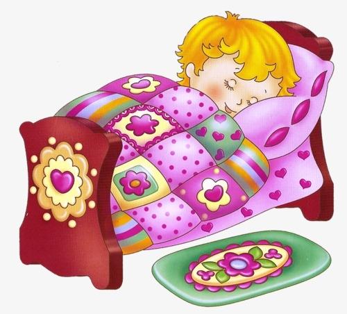 Картинка ребенок спит для детей 024