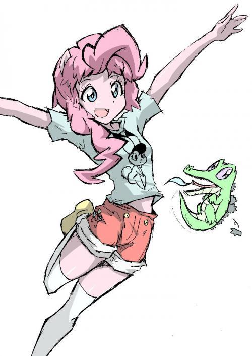 Картинки Май Литл Пони в аниме стиле   подборка (25)