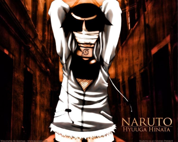 Картинки Наруто и Хинаты   лучшая подборка 003