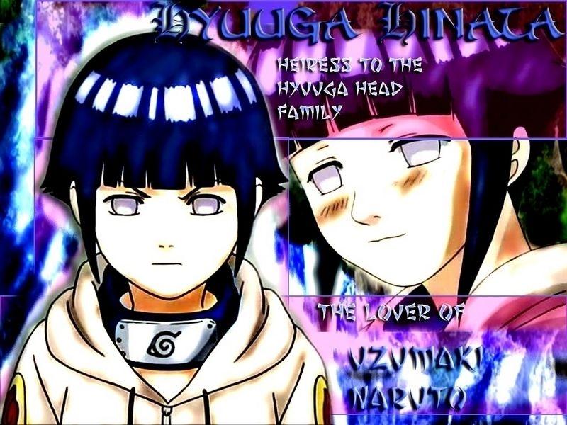 Картинки Наруто и Хинаты   лучшая подборка 019