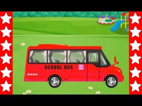 Картинки автобусов для детей   лучшие изображения 002
