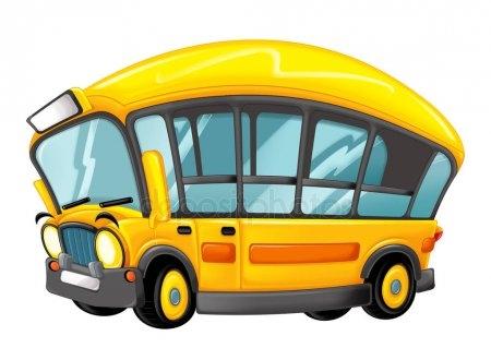 Картинки автобусов для детей   лучшие изображения 015