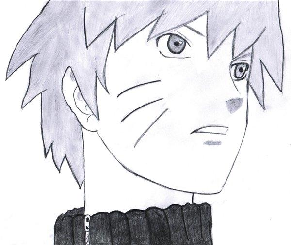 Крутые рисунки аниме карандашом для начинающих