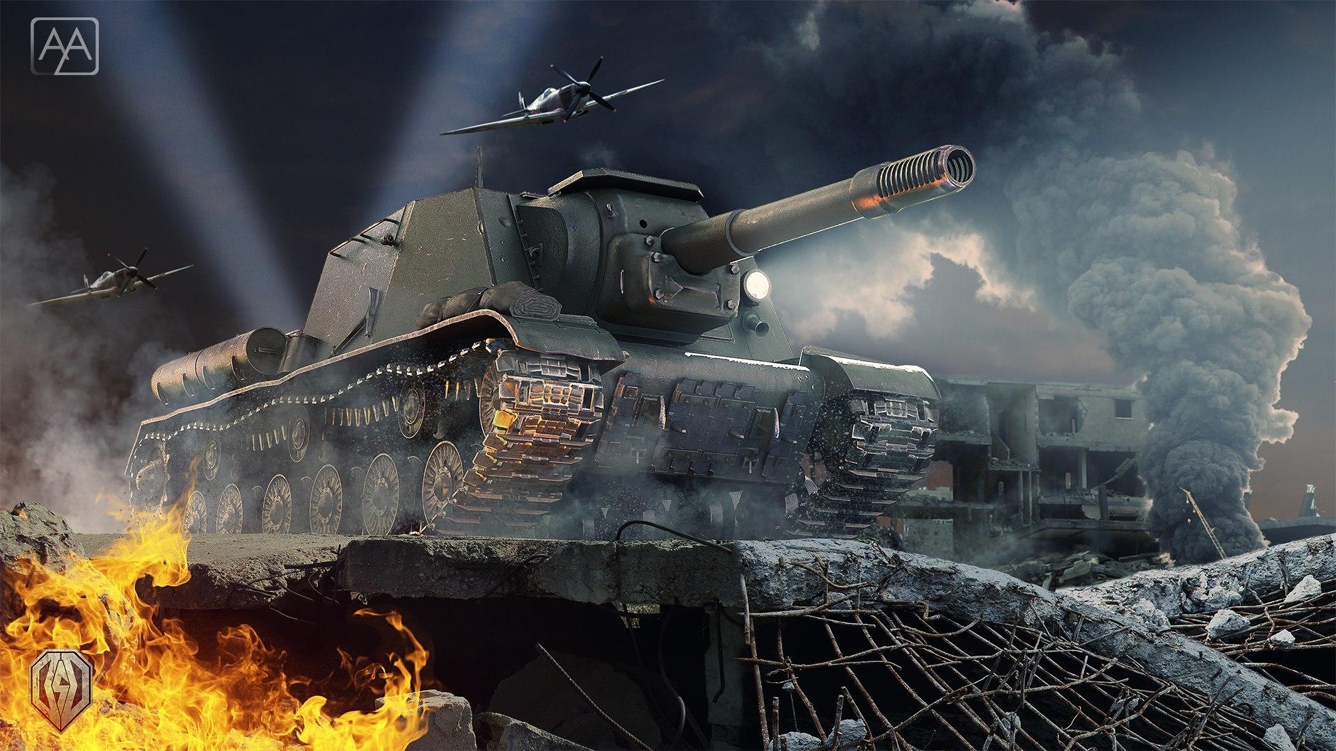 Картинки для рабочего стола на весь экран танки