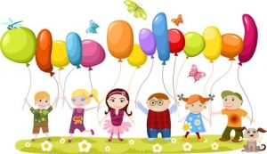 Картинки воспитательница и дети   рисунки 025