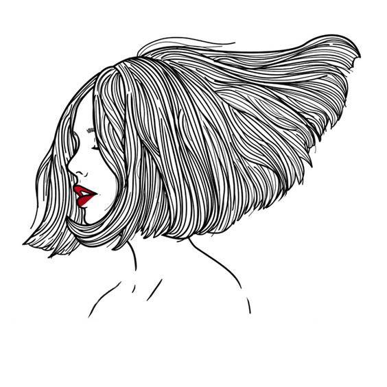 Картинки в стиле тумблер для срисовки легкие и простые015