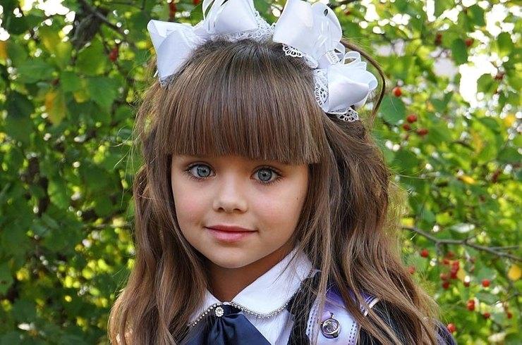 Картинки девочка самая красивая в мире 001