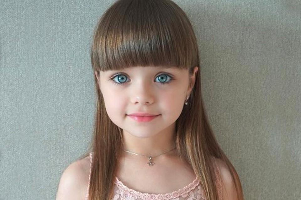 Картинки девочка самая красивая в мире 004