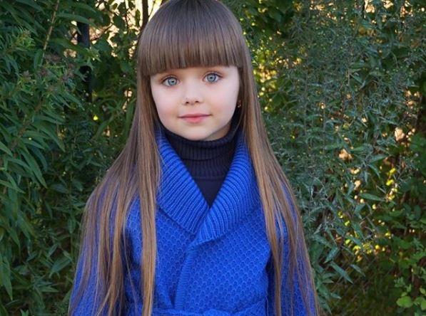 Картинки девочка самая красивая в мире 006