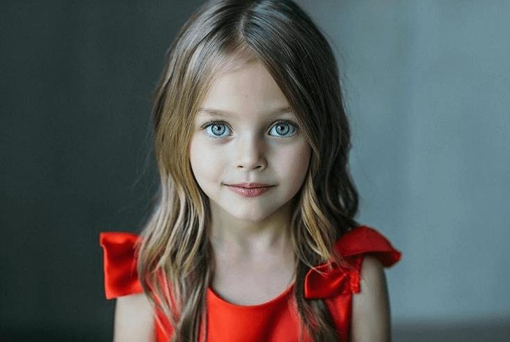 Картинки девочка самая красивая в мире 008