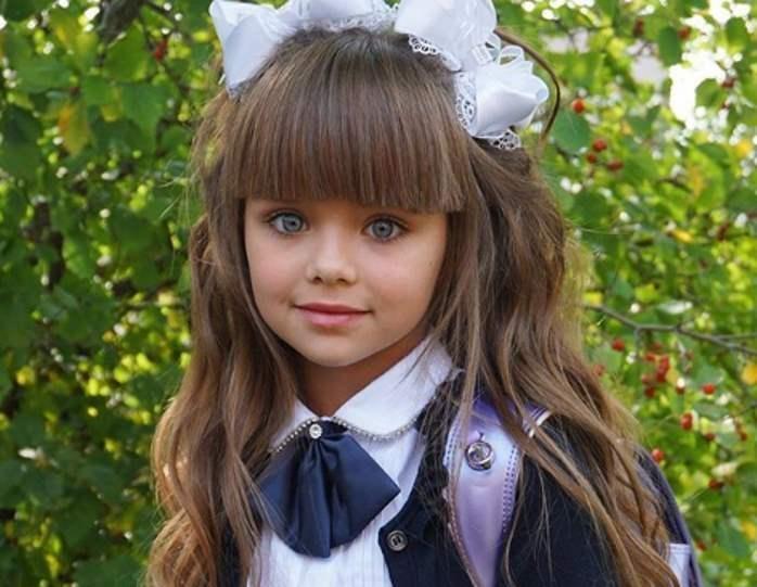 Картинки девочка самая красивая в мире 011