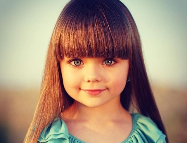 Картинки девочка самая красивая в мире 012