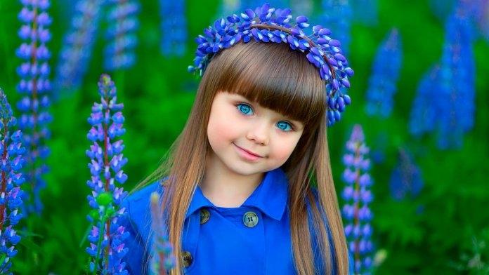 Картинки девочка самая красивая в мире 013