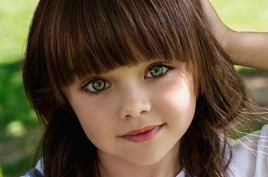Картинки девочка самая красивая в мире 017