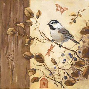 Картинки для декупажа с птицами   подборка 001