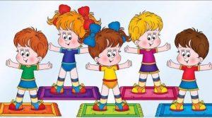 Картинки для детей про спорт и здоровье027
