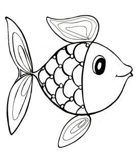 Картинки для детей рыбы для детского сада (21)