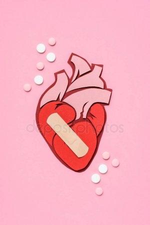 Картинки для детей сердце человека   рисунки 002