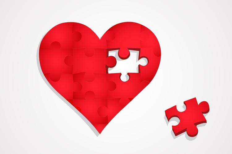 Картинки для детей сердце человека   рисунки 008