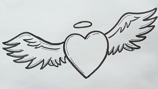 Картинки для детей сердце человека   рисунки 017