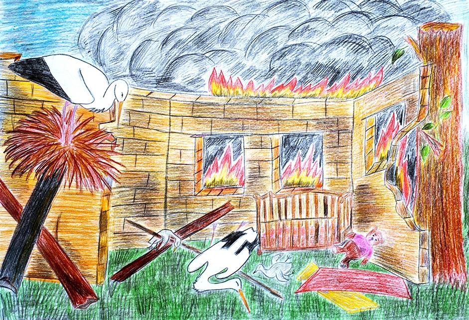 Картинки для детей сердце человека   рисунки 019