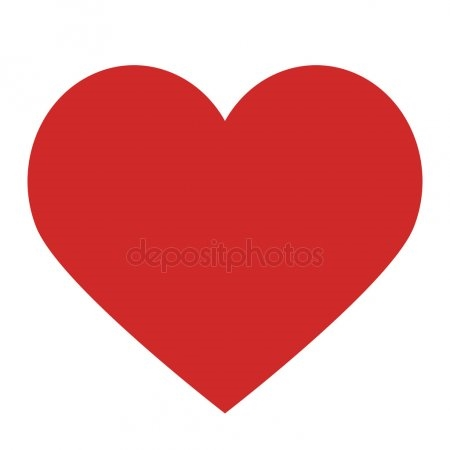 Картинки для детей сердце человека   рисунки 026