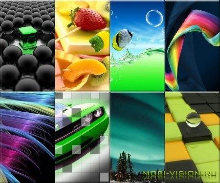 Картинки для смартфона 480х800 Андроид скачать бесплатно 009